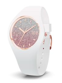 Ice Watch horloge ICE Lo White Pink Medium