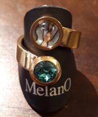 Melano Vivid ring