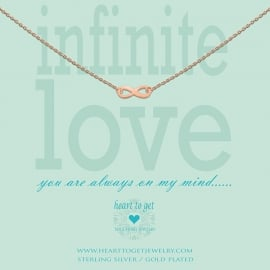 Heart to Get ketting N15INF11R