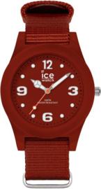 Ice Watch Slim Nature - Rock Brown maat M