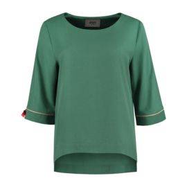 POM Amsterdam TOP - Uni Green