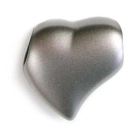cube heart silver