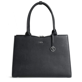 Socha Businessbag Straight line black