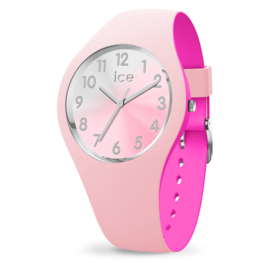Ice Watch duo chic - Pink silver maat S