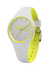 Ice Watch horloge Duo Grey Yellow
