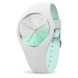 Ice Watch duo chic - White aqua maat M