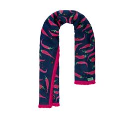 POM sjaal Hot Stuff Pink