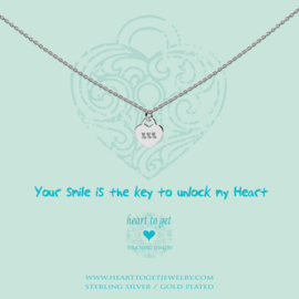 Heart to Get ketting N276LOH16S