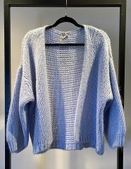 Vest Beauregard kleur 23 Babyblauw