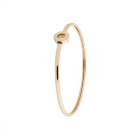 Vivid armband Viv rosé goud