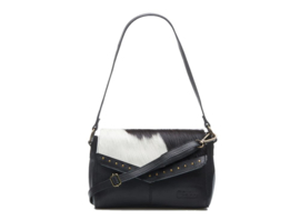 Chabo Bags Susy Studs MEDIUM hair on