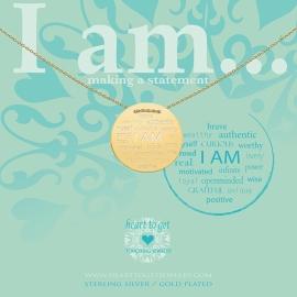 Heart to Get ketting IAM413N-IAMBR-G
