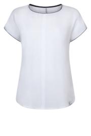 Zoso 193 Esther Shirt met piping