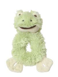 Frog Frazier Rattle