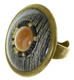 Nature Bijoux ring Bengal