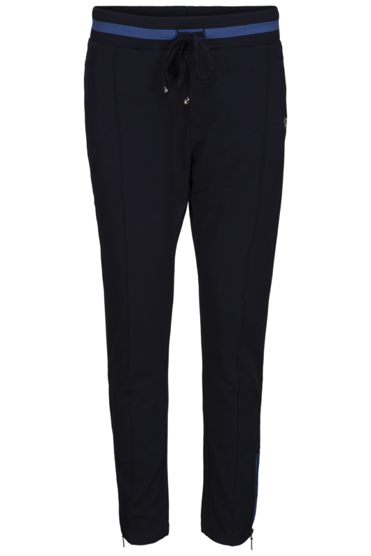 Zoso 194Zendra Sweat trouser with zipper