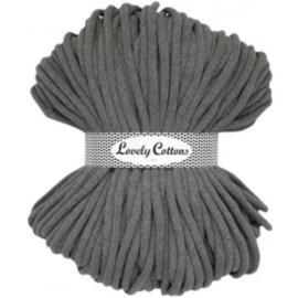 Lovely Cotton 9mm Dark grey