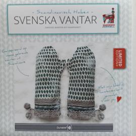 Haakpakket Zweedse wanten Ivory