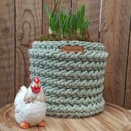 Diy pakket gehaakte mand in kruissteek Small