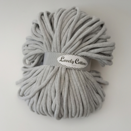 Lovely cotton 9 mm light grey