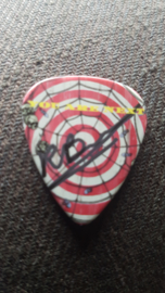 Martyr - Guitar Pick - You Are Next Rick Bouwman Edition