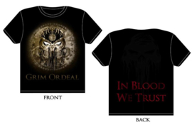 T-Shirt - In blood we trust