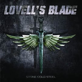 Lovell's Blade CD - Stone Cold Steel