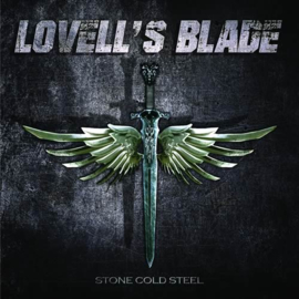 Release package - Lovell's Blade CD - Stone Cold Steel