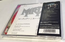 You Are Next CD Jewell Case - Japan Edition [ITTLR16003JP1]