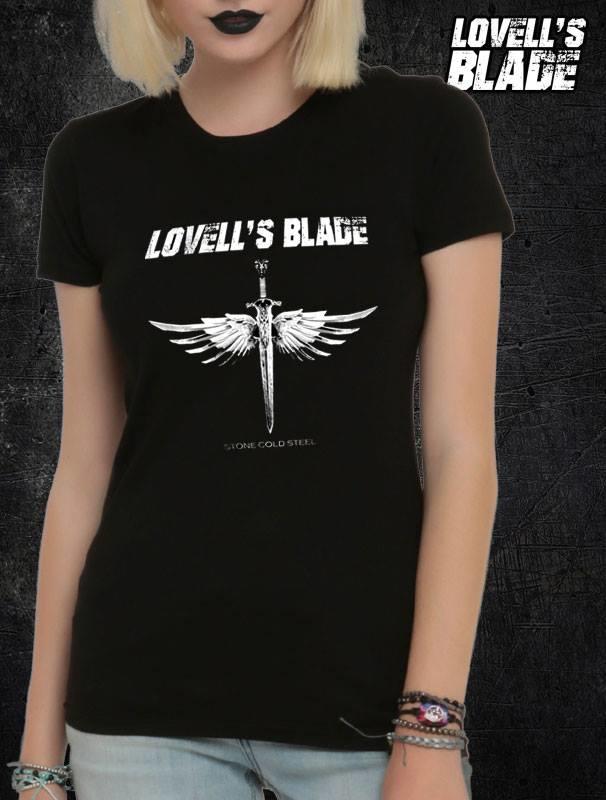 Lovell's Blade - T-Shirt for her