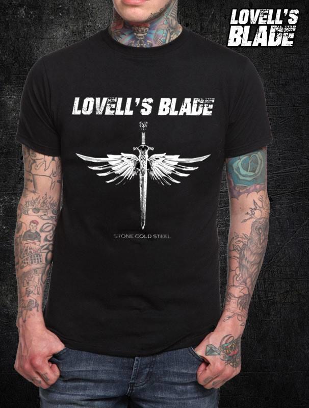 Lovell's Blade - T-Shirt for him