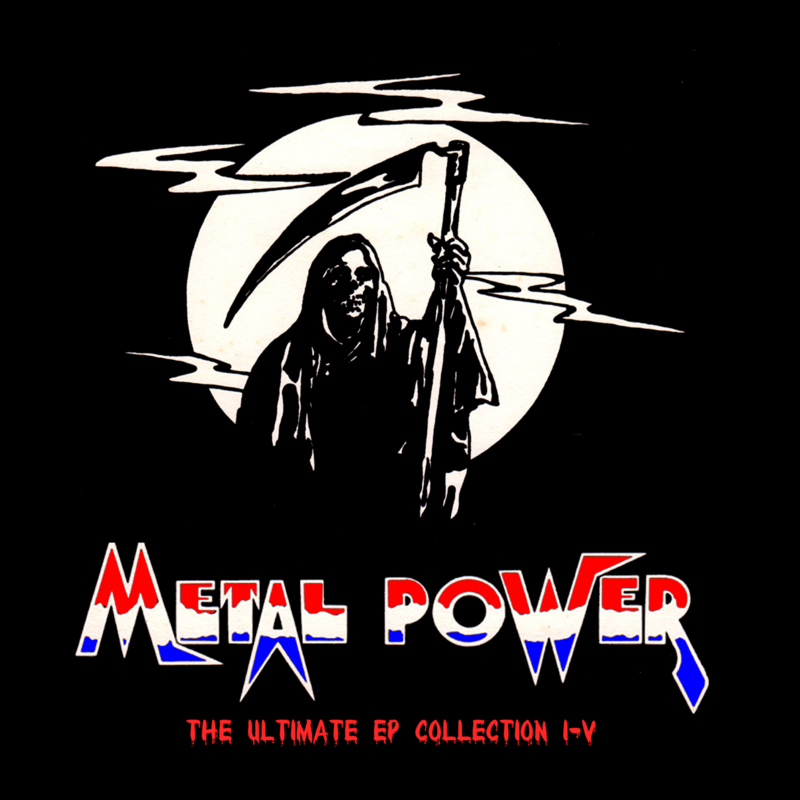 Metal Power - The Ultimate EP Collection - 2 CD