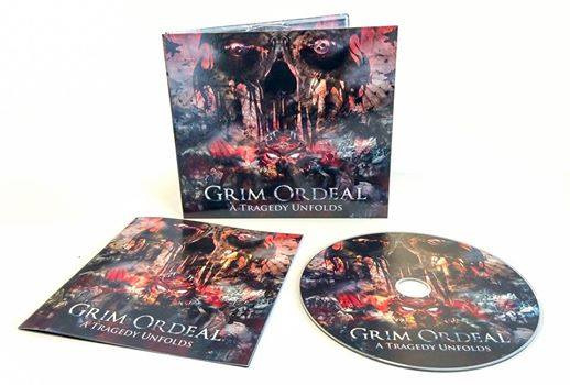 CD - A Tragedy Unfolds (Digipack)