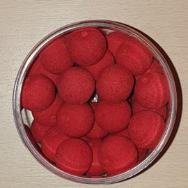 P&R Pop Ups Strawberry 80gram 15mm