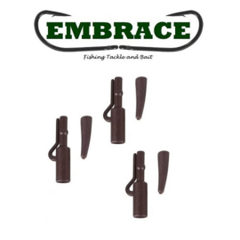 Embrace Safety Lead Clip Camo Groen