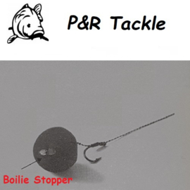 P&R Boilie Stoppers transparant