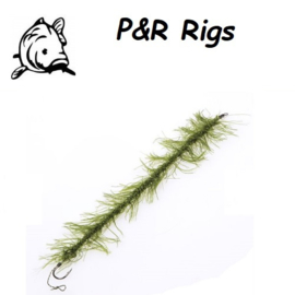 P&R Camouflage Rig 25lb haakmaat 4