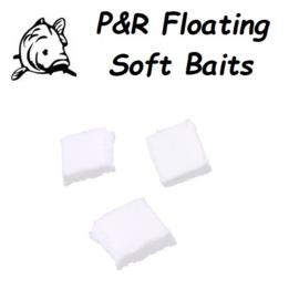 P&R Floating-Soft Baits Grote Broodkorst 3stuks