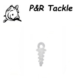 P&R Pop Up Bait Screw Wit 10stuks