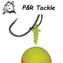 P&R Pop Up Bait Screw Geel 10stuks