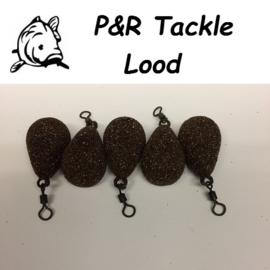 P&R Wartellood Flat Pear 50gr