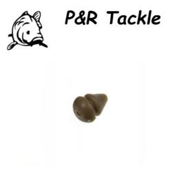 P&R Heli Beads Kaki 10stuks