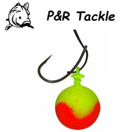 P&R Pop Up Bait Screw gemengd 10stuks