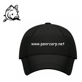 P&R CARP Cap Zwart