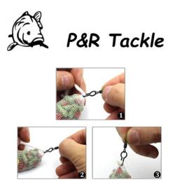 P&R PVA Bag Swivel 10stuks