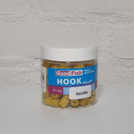 GoodFish Hookpellet Vanille 8mm 80gram met gat