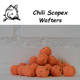 Chili Scopex Wafters 75gram