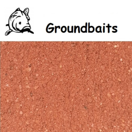 P&R Big Fish Groundbait Strawberry 1kg