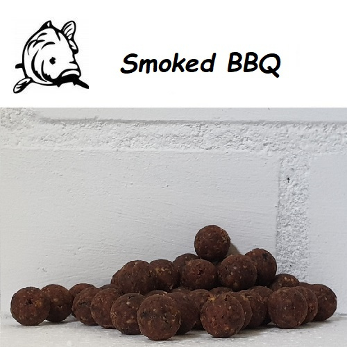 Smoked BBQ * Boilie 20mm 5kg