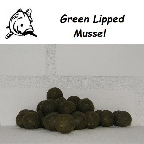 Green Lipped Mussel 20mm 1kg